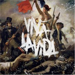Coldplay Vida La Vida Album Cover