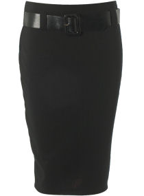 Dorothy Perkins Black Skirt