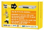 Echostar T105 Top Up TV Freeview Box