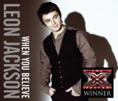 X Factor Winner Leon Jackson