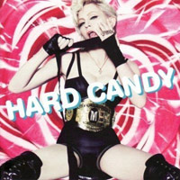 Madonna Hard Candy Album